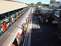 Edgware tube station, Platform 1 - geograph.org.uk - 1304113.jpg