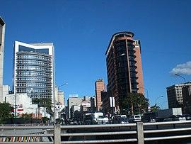 Edificios en la Avenida Francisco de Miranda.JPG
