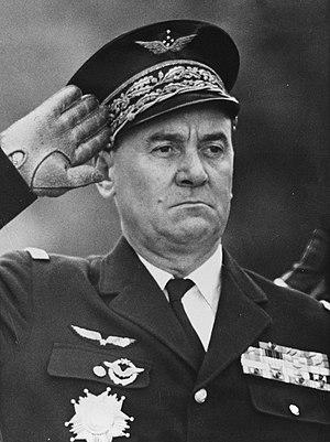 Edmond Jouhaud - Edmond Jouhaud in 1961
