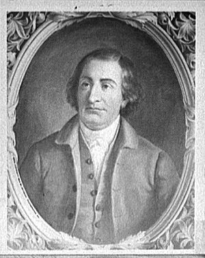 Virginia Ratifying Convention - Image: Edmund Randolph, head and shoulders portrait