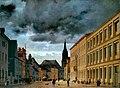 Eduard Gaertner Berlin Klosterstrasse 1830.jpg