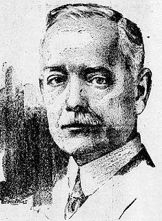 Edward Swann American politician