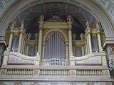 Eger Kathedrale St. Johannes Innen Orgel 3.JPG