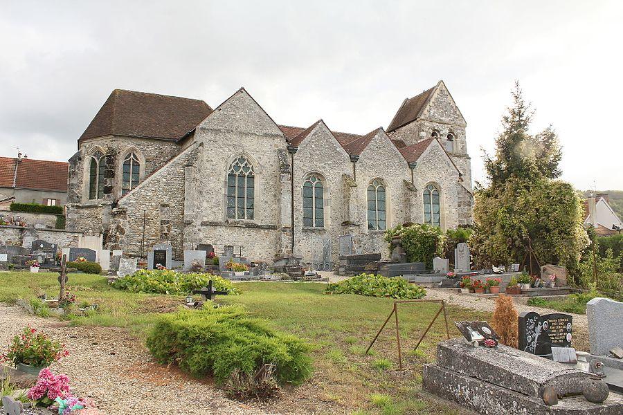 Église Saint-Memmie d'Œuilly,  (Classé, 1923)