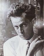 Egon Schiele en 1918