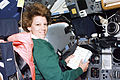 Eileen Collins on STS-93.jpg