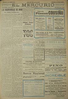 0213ee77 El Mercurio - Wikipedia, la enciclopedia libre