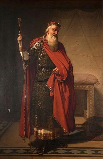 Juan de Barroeta - Image: El rey Chindasvinto (Museo del Prado)