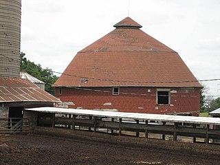 Gerald Harbach Round Barn