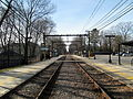 Eliot station facing outbound, March 2016.JPG