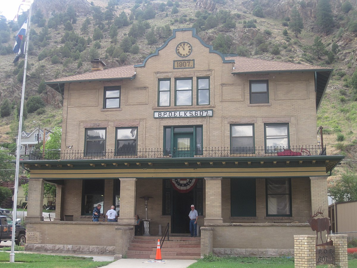 Elks Lodge No 607 Wikipedia