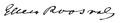 Ellen Roosvals signatur - Hallwylska museet - 87328.tif
