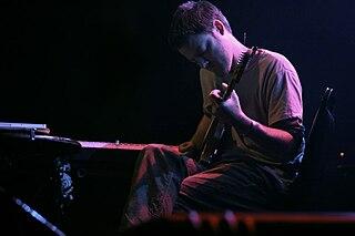 Eluvium (musician) American songwriter