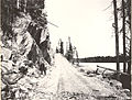 Ely-Buyck Road near Second Lake, 05 1929 (5187435241).jpg