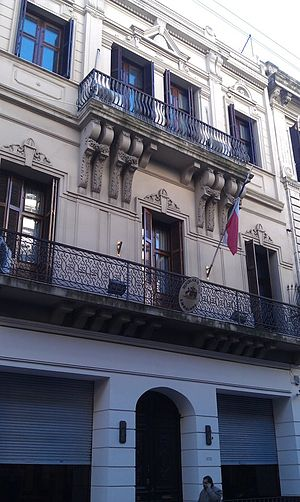 Chile–Uruguay relations - Embassy of Chile in Montevideo