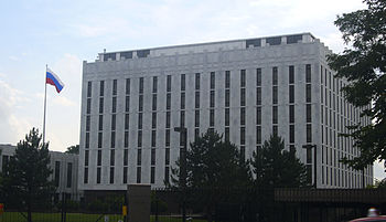 Embassy of Russia in Washington D.C.