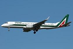 Embraer 190-100STD, Alitalia CityLiner JP7384049.jpg