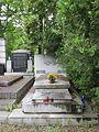 Emil Hácha-hrob, Hřbitov Vinohrady 11.jpg