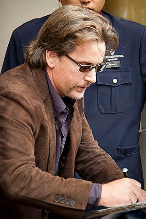 Emilio Estevez - Estevez at the 2010 Toronto International Film Festival