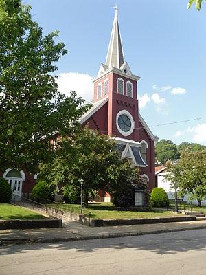 Emlenton, Pennsylvania - Emlenton Presbyterian Church