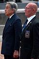 Emperor Akihito and Gene Castagnetti 20090715.jpg