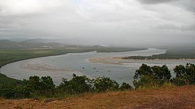 L'Endeavour River en amont de Cooktown