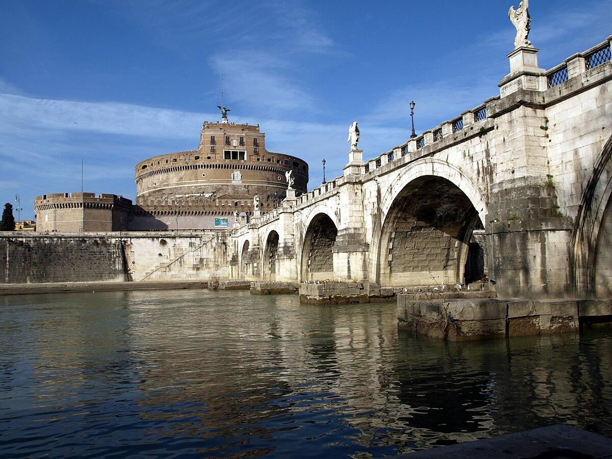 Engelsborg (Rom) - Wikipedia, den frie encyklopædi