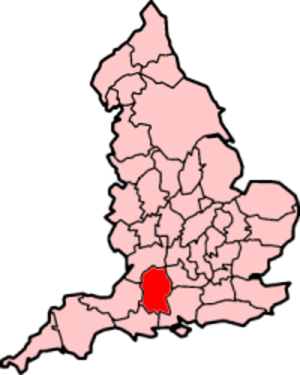 History of Wiltshire - Ancient extent of Wiltshire