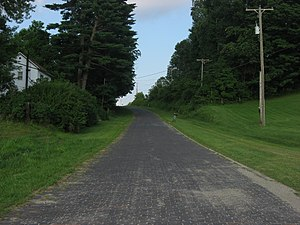 National Register of Historic Places listings in Hocking County, Ohio - Image: Enterprise Iles Road