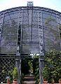 Entrada a l'umbracle del jardí botànic de València.JPG