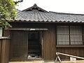 Entrance of former residence of Aoki Shusuke.jpg