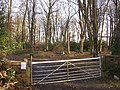 Entrance to the SADAC car park, Acres Down, New Forest - geograph.org.uk - 94182.jpg