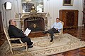 Entrevista otorgada por el Canciller Ricardo Patiño a Telesur (14702876696).jpg