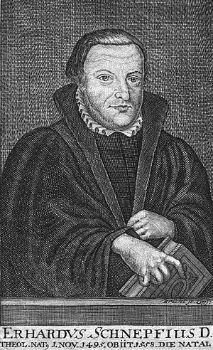 Erhard Schnepf