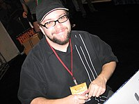 Eric Powell at Wondercon 2006.jpg