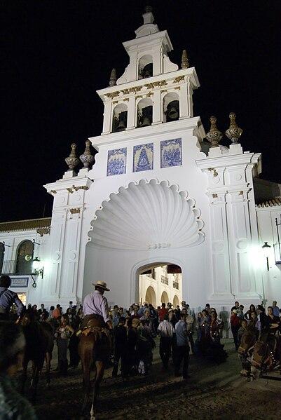 File:Ermita de El Rocio.JPG