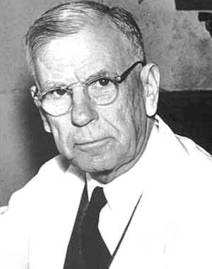 Ernest William Goodpasture - Dr. Ernest Goodpasture (in 1955)