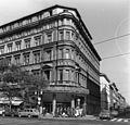 Erzsébet (Lenin) körút - Dohány utca sarok, Híradó mozi. Fortepan 9456.jpg