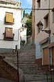 Escaleras junto a la calle Damasqueros (Granada).jpg
