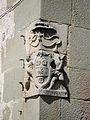Escut del bisbe Guillem Caçador. Convent de Sant Tomàs de Riudeperes.jpg