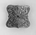 Escutcheon Plate with the Device of Ottheinrich, Count Palatine of the Rhine (1502–1559) MET DP108815.jpg