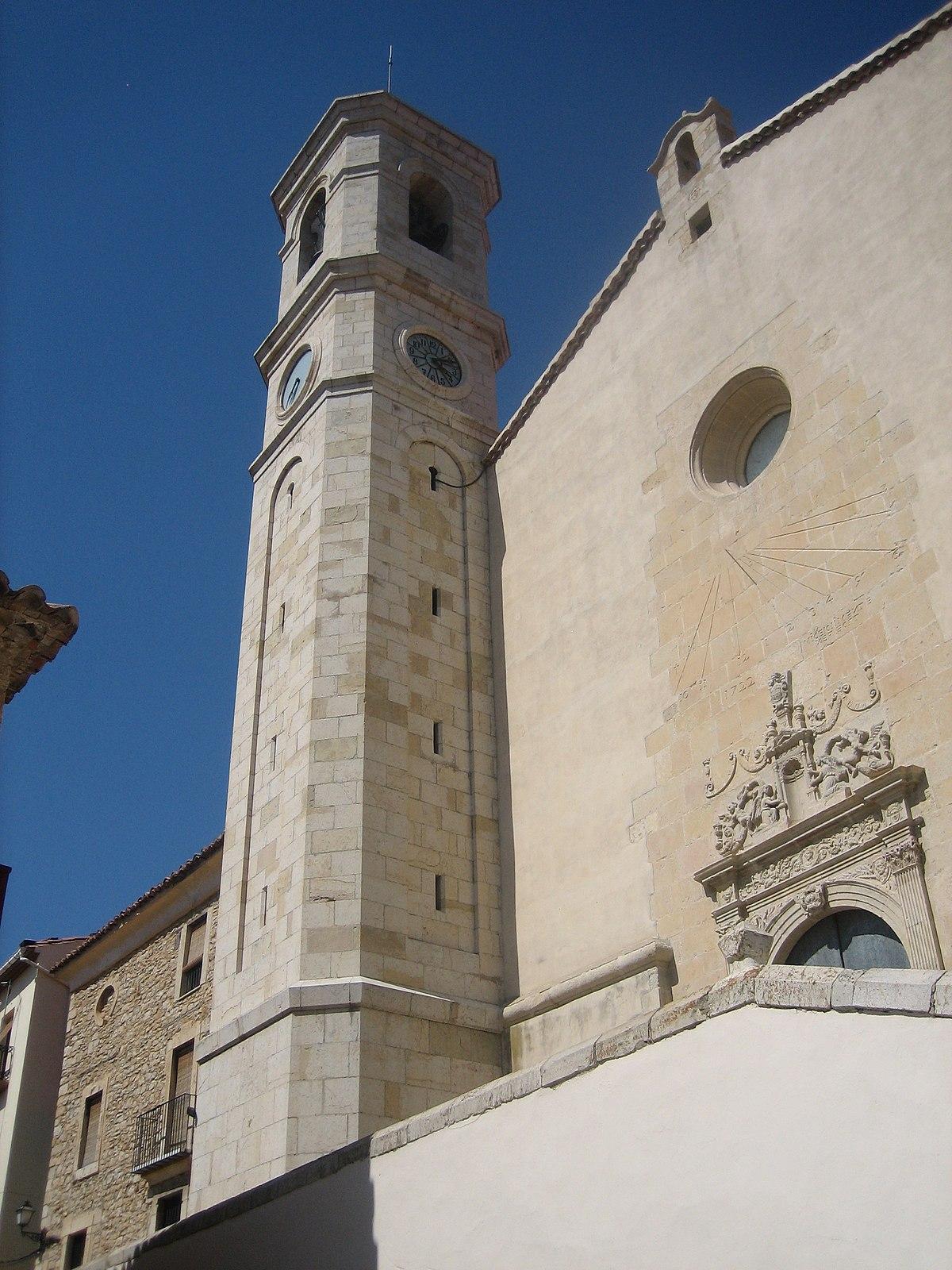 Resultado de imagen de Torre de Conjurar Villafranca del Cid