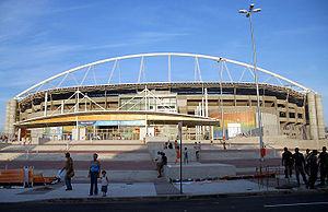 Estádio Olímpico Nilton Santos - Image: Estádio Municipal João Havelange 14072007