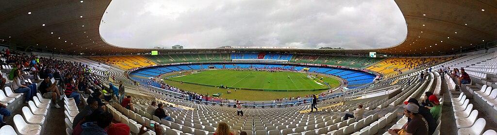استادیوم ماراکانا ( Maracana )