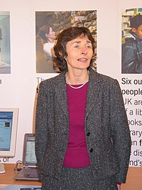 Estelle Morris at the PAS report launch.jpg