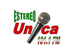 KFUR-LP - Image: Estereo Unica 101punto 1