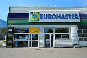 illustration de Euromaster