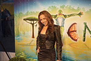 Glennis Grace - Image: Europese première Cirque du Soleil (19)