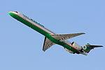 Eva Airways McDonnell Douglas MD-90 B-17923.JPG