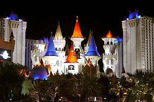 Excalibur Hotel And Casino - Excalibur Hotel and Casino - Wikipedia - L'Excalibur Hotel and Casino è un albergo con casinò situato al 3850 della Las   Vegas Boulevard South, vale a dire la Las Vegas Strip a Las Vegas (Nevada);...